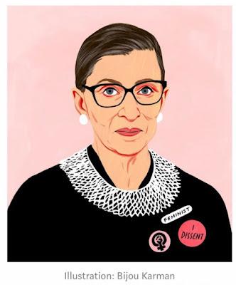 Fight like Ruth