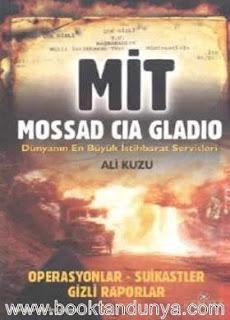 Ali Kuzu - MİT, MOSSAD, CIA, GLADIO