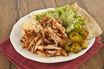 طريقة عمل شاورما الدجاج مثل المطاعم