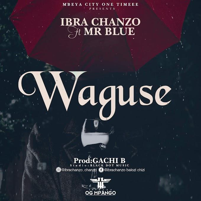 AUDIO | Ibra Chanzo Ft. Mr Blue - Waguse | Download