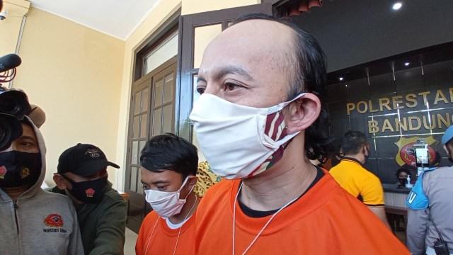 Jamal Preman Pensiun Ditangkap Lagi karena Narkoba