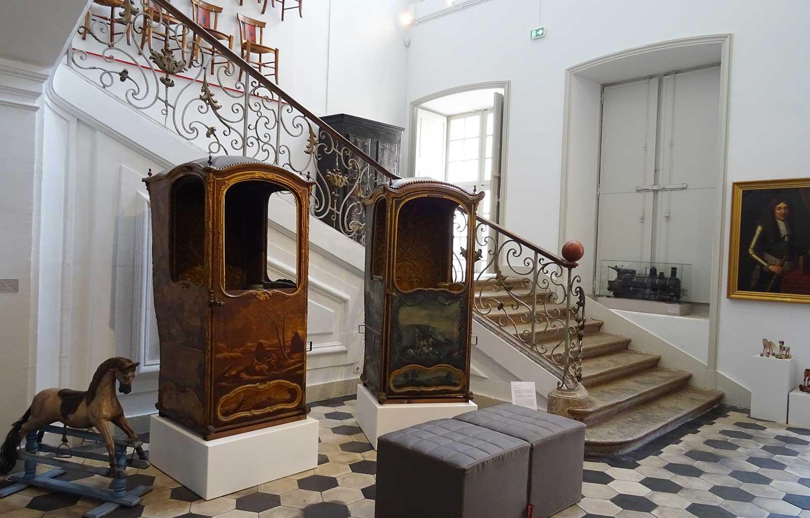 nîmes musée du vieux nîmes