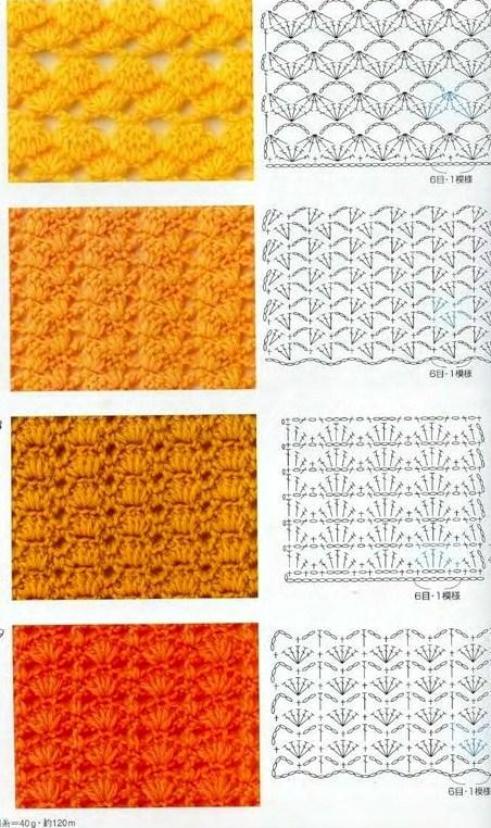 aa574234e07c Victoria - Handmade Creations   20 σχέδια για πλέξιμο με βελονάκι