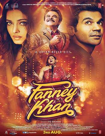 Fanney Khan (2018) 350MB 480P Pdvd Hindi Movie