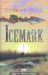 Copertina Icemark, Stuart Hill