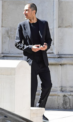 Janet Jackson Smiles Out After High Court Meeting To Discuss Divorce Battle Against Her Husband