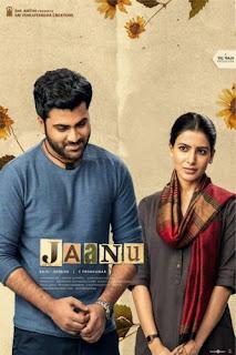 Jaanu 2020 Hindi Dubbed 720p WEBRip
