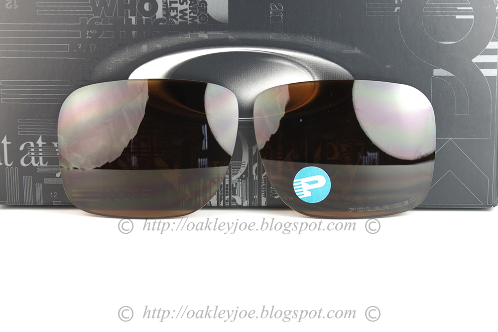 3fc4b92666 Lens  Holbrook Replacement Lens Kit bronze polarized lens  !40 lens pre  coated with Oakley hydrophobic nano solution