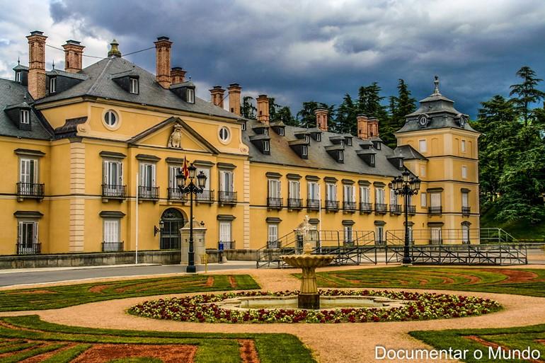 Palácio Real de El Pardo; Palácios Reais de Espanha
