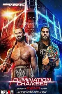 عرض WWE Elimination Chamber 2021 مترجم اون لاين