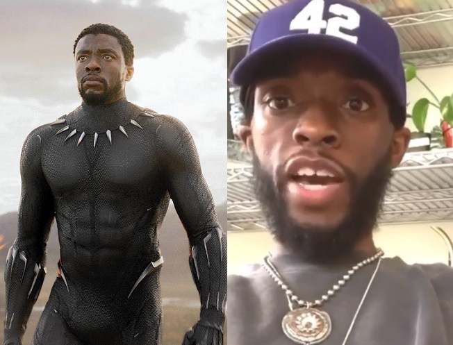 """Has Black Panther Star """"Chadwick Boseman"""" Been Suffering Lately, See Video & Picture"""