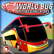 World Bus Driving Simulator Unlimited Money MOD APK