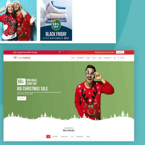 Shopmartio - Theme bản quyền WordPress bán hàng đa năng.