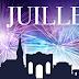 Fête nationale du 14 juillet - Feu d'artifice à Montpellier