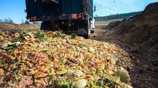 13 مليار ريال قيمة الهدر الغذائي في السعودية.