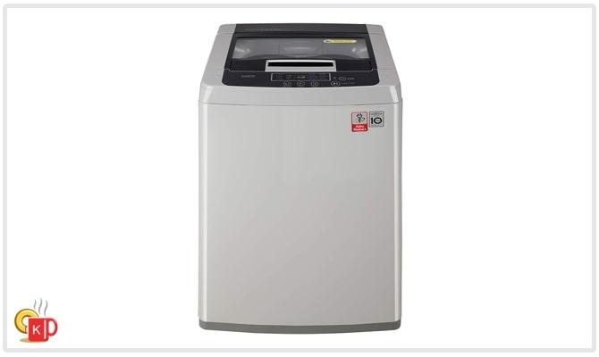 LG T7585NDDLGA 6.5Kg Fully-Automatic Top-Loading Washing Machine