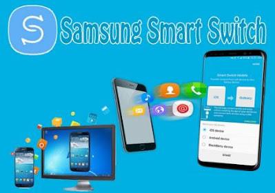 التطبيق, الرسمي, من, سامسونج, لإدارة, الأجهزة, ونقل, الملفات, بين, هواتفها, والكمبيوتر