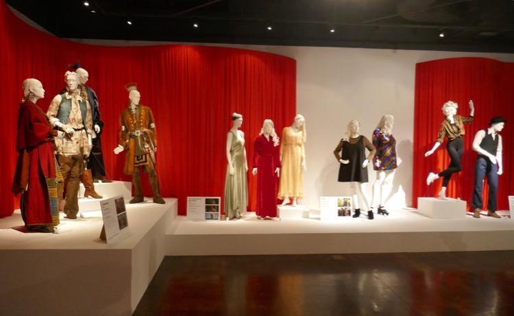 13th TV Costume Design exhibition FIDM Museum