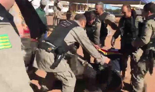Lázaro Barbosa é morto em confronto ao resistir à prisão, diz diretor da ABIN