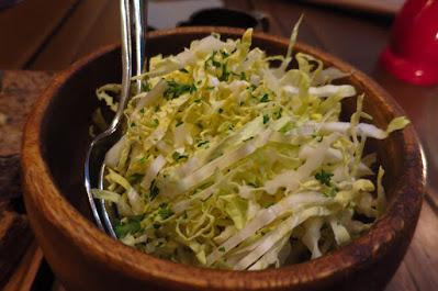 Coucou, salad