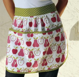 Fruit Tart Pocket Apron