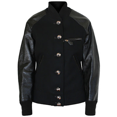loewe madrid women's leather jacket