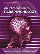 Best book about Parapsychology_An Introduction to Parapsychology By Harvey J. Irwin