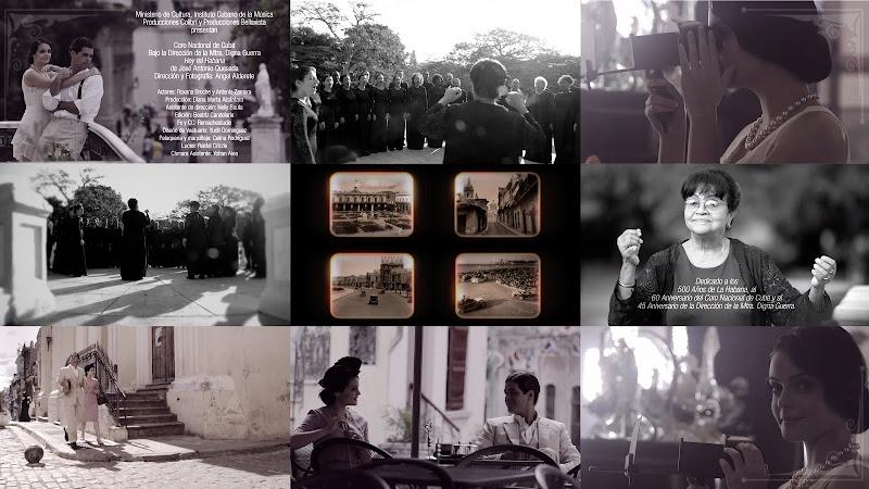 Coro Nacional de Cuba  - ¨Hoy mi Habana¨ - Videoclip - Director: Ángel Alderete. Portal Del Vídeo Clip Cubano. Música coral cubana. CUBA.