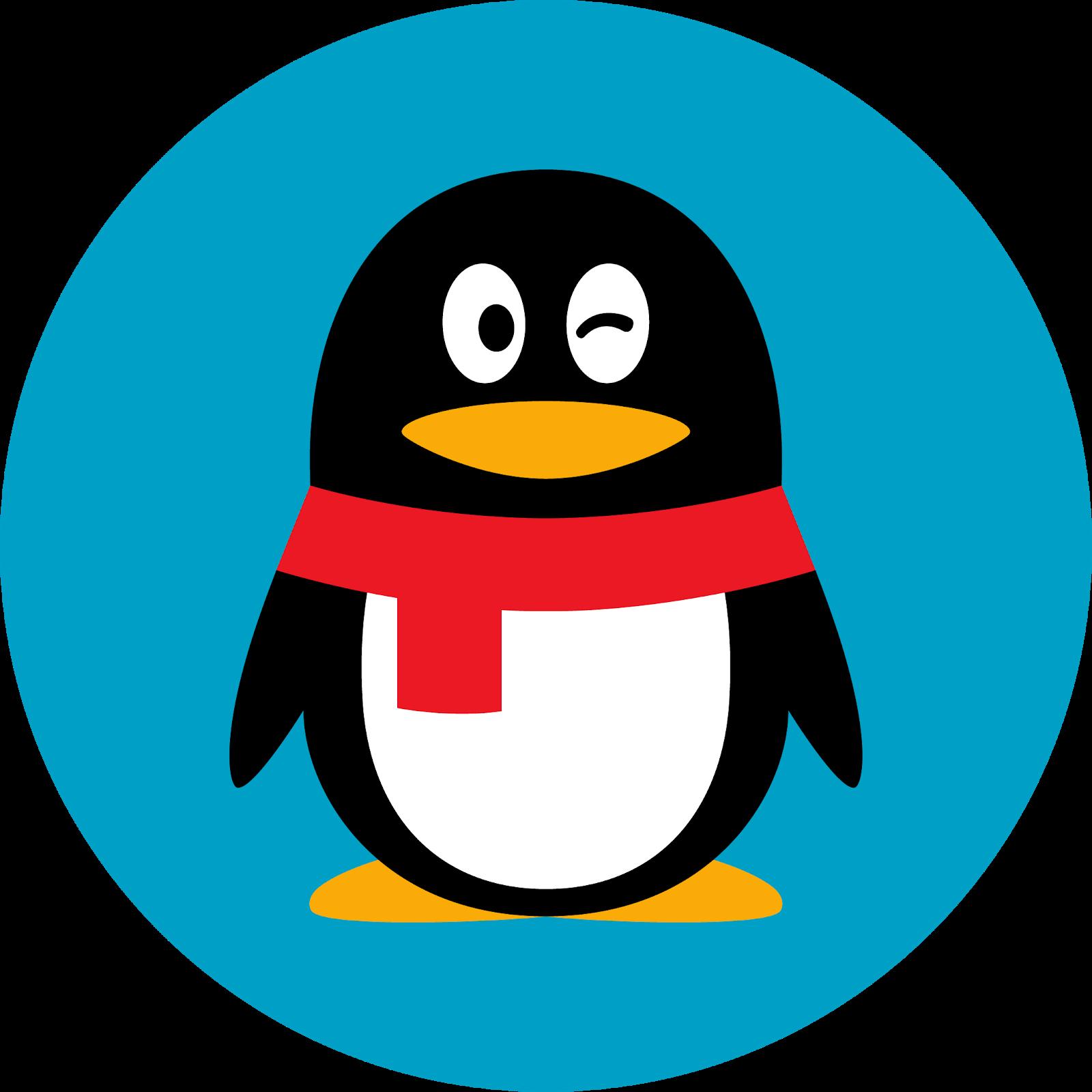 qqM_download tencent qq logo svg eps png psd ai vectors free - el fonts vectors