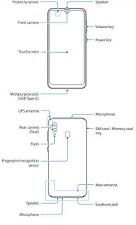 Samsung Galaxy M10s Manual