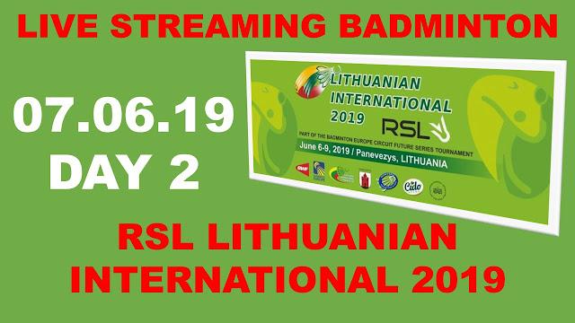 RSL LITHUANIAN INTERNATIONAL 2019
