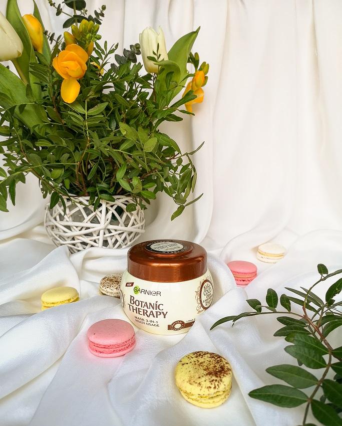 Garnier Botanic Therapy Coco Milk Macadamia masca de par