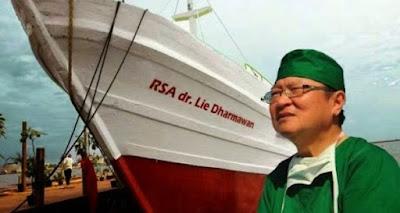 Rumah Sakit apung dr. Lie Dharmawan