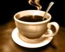 menambahkan gambar kopi dan alt cangkir