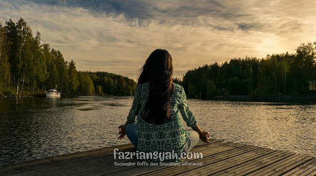 Belajar Meditasi Mengenal Diri Sendiri