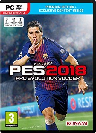 Pro Evolution Soccer 2018 Full Games - CPY