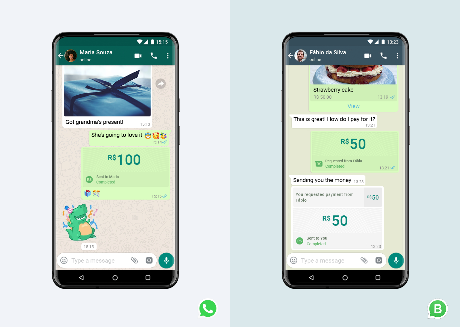 WhatsApp Users in Brazil Can now Send Money to Friends and Family 💸💸