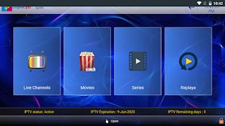 تطبيق iptv للشاشات الذكية duplex iptv