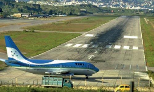 TONCONTIN AIRPORT (HONDURAS)