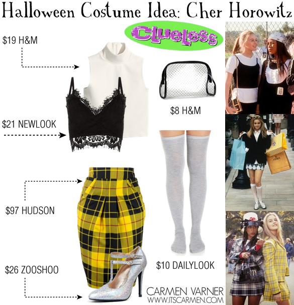 cher horowitz costume