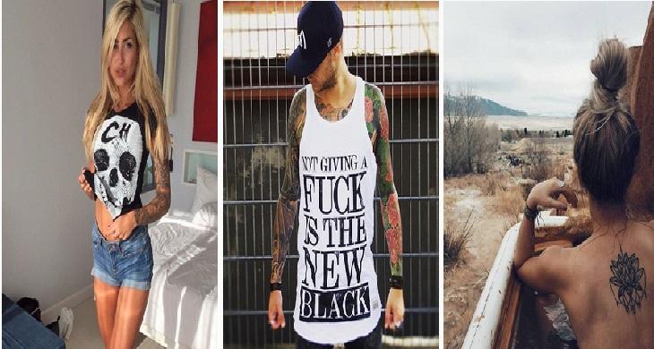 ini 69 Gambar Tattoo 3D Keren Dengan Model Sexy Rajah Tato