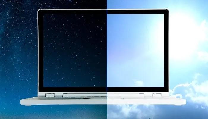أفضل شاشة كمبيوتر محمول