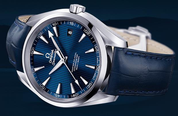 Khám phá những mẫu đồng hồ Omega khét tiếng nhất