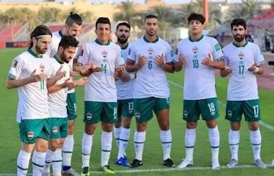 ملخص هدف فوز العراق علي هونج كونج (1-0) تصفيات كاس العالم