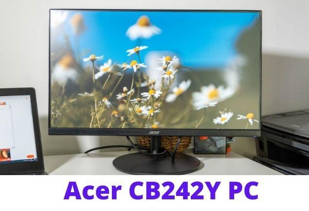 Acer CB242Y monitor