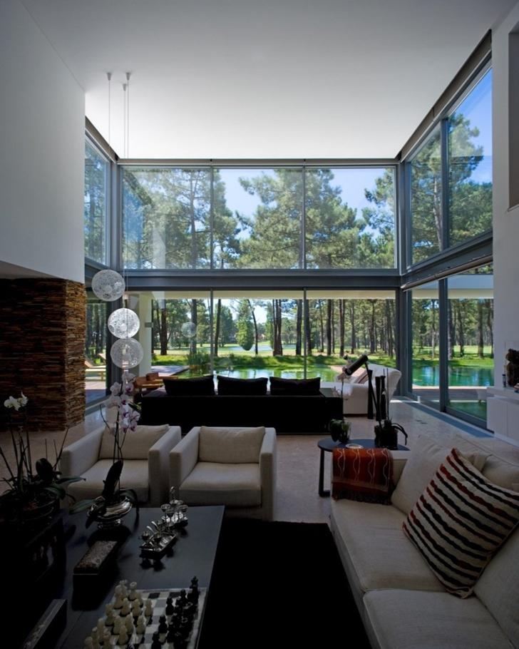 Modern Lake House Architecture: World Of Architecture: Modern Lake House In Portugal