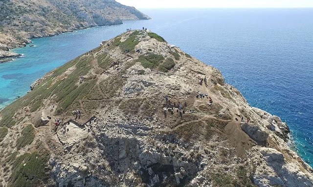 Νέα σημαντική ανακάλυψη κάτω από αρχαία ελληνική «πυραμίδα»