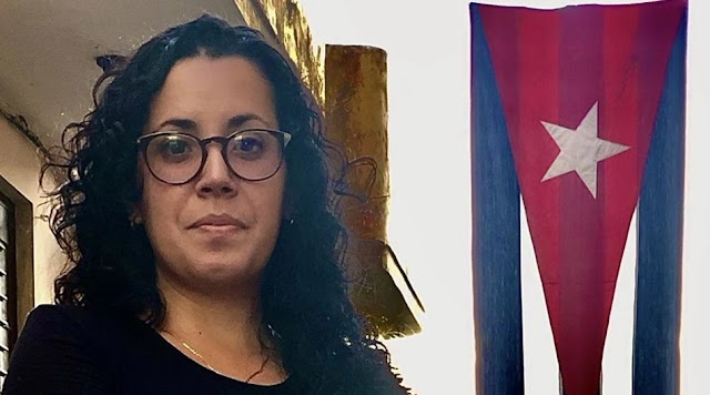 Jornalista Camila Acosta é presa pela ditadura cubana