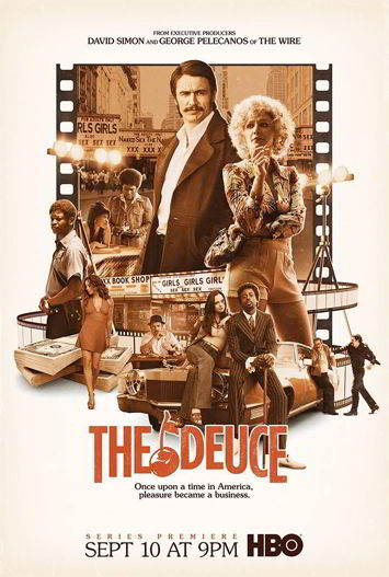 The Deuce Temporada 1 Completa HD 720p Latino