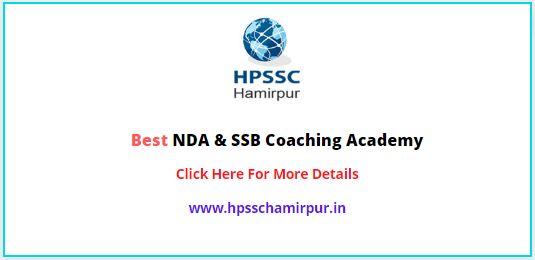 Best NDA & SSB Coaching Academy in Chandigarh